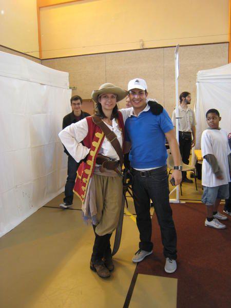 10ème Festival des Jeux de Vauréal - Octobre 2008