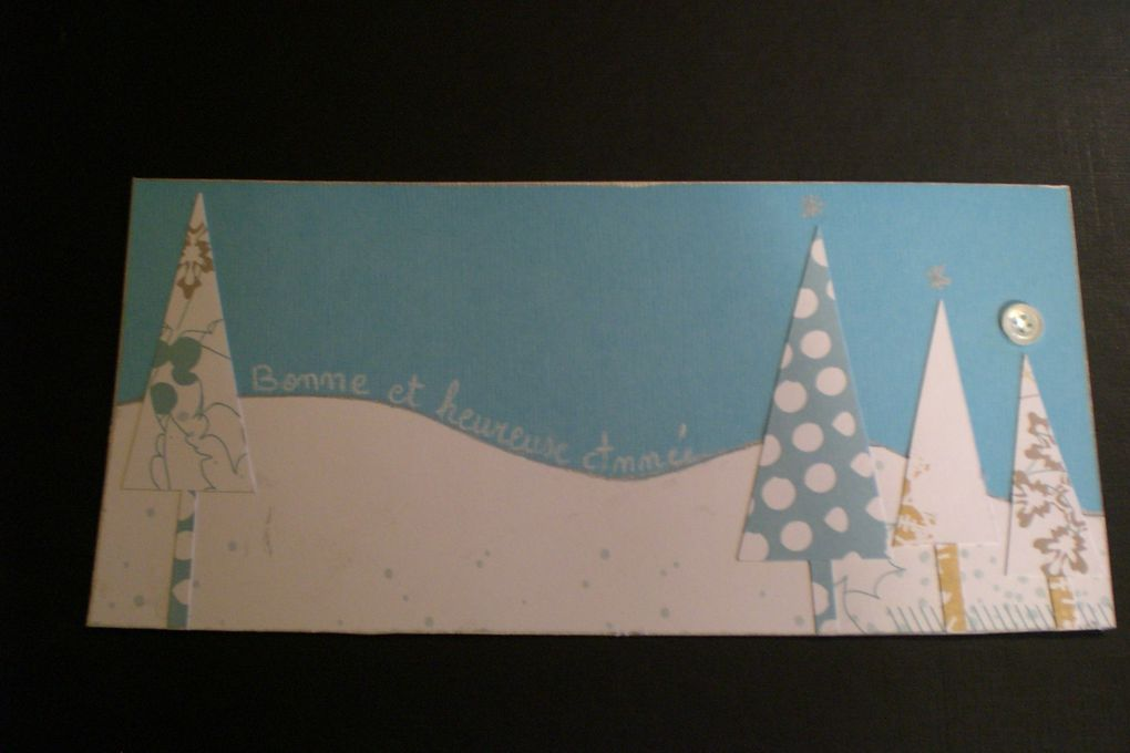 je m'amuse à créer des cartes personnalisées, venez les découvrir