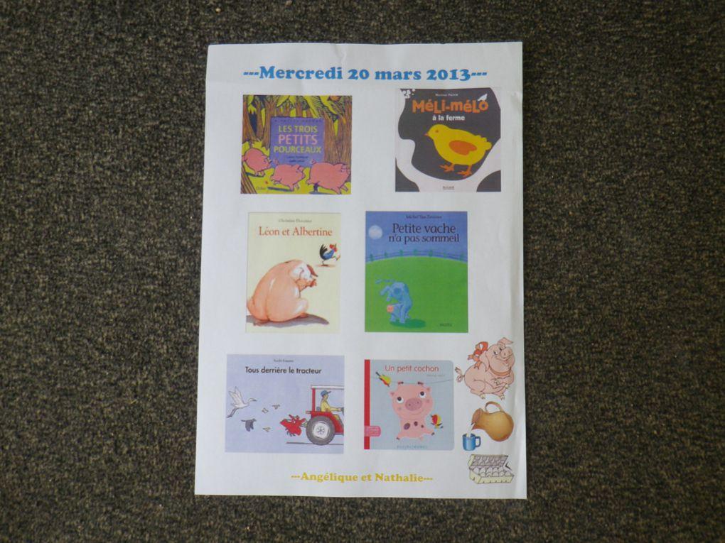 Album - 20032013 séance médiathèque