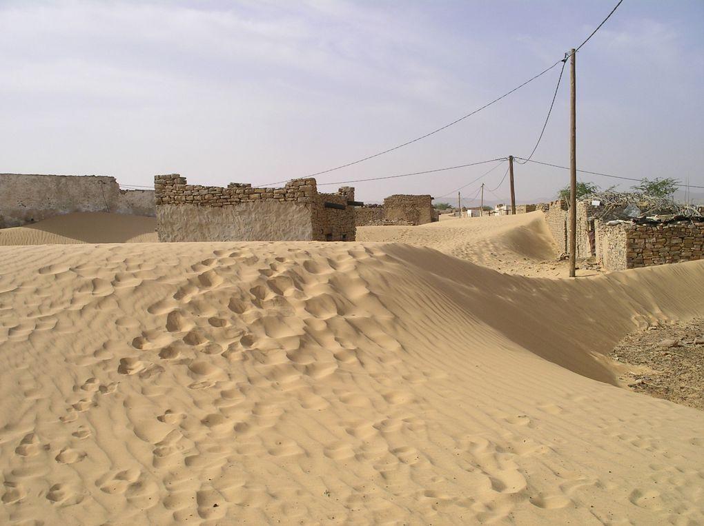 Voyage dans l'Adrar en février 2011