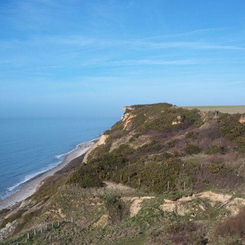 suite de la randonnée de la côte d'Albâtre par deux seinomarins et plus parfois - d'Ault à Ste Adresse, Cap de la Hève 2008 à 2011