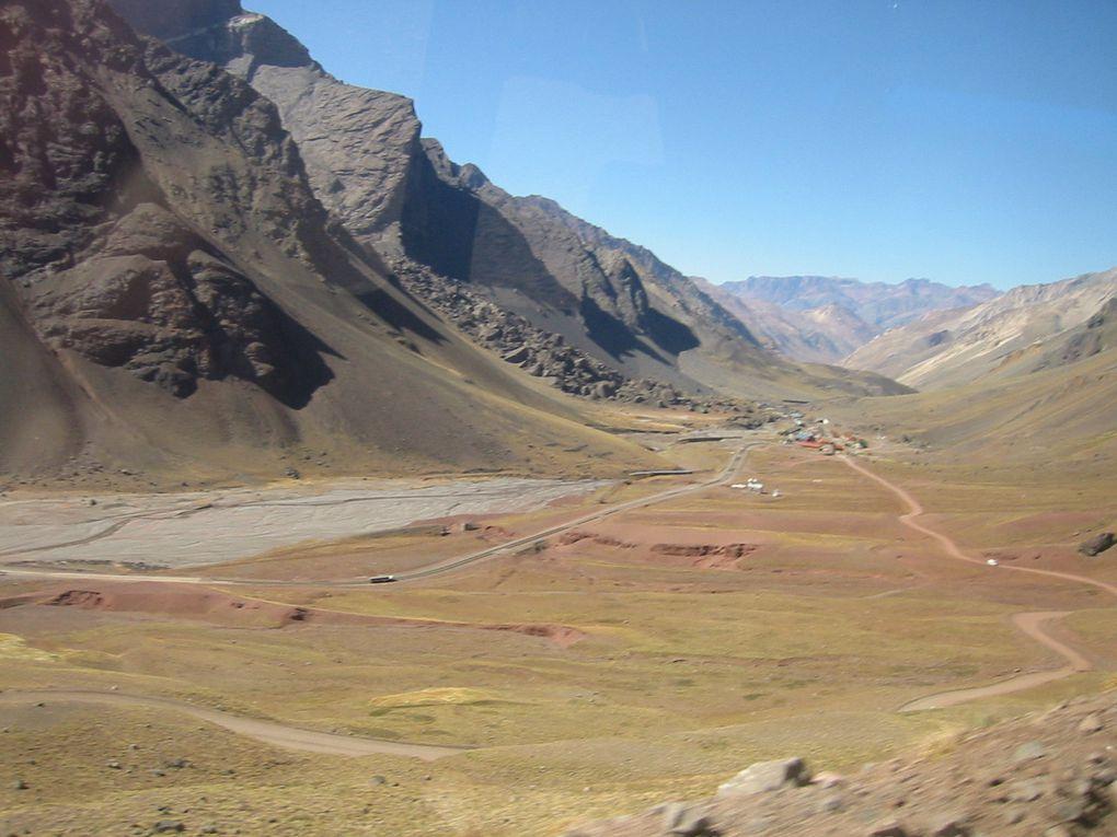 Album - Cordillere des Andes Argentine