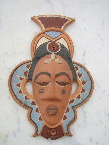 Bois, bronze, terre cuite origine Côte d'Ivoire