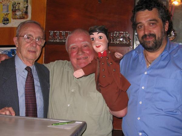 Quelques images de la Soirée du 27 mars 2008 au Café des Fédérations