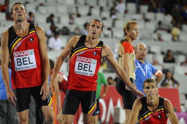 Championnats d'Europe à Barcelone/Espagne.