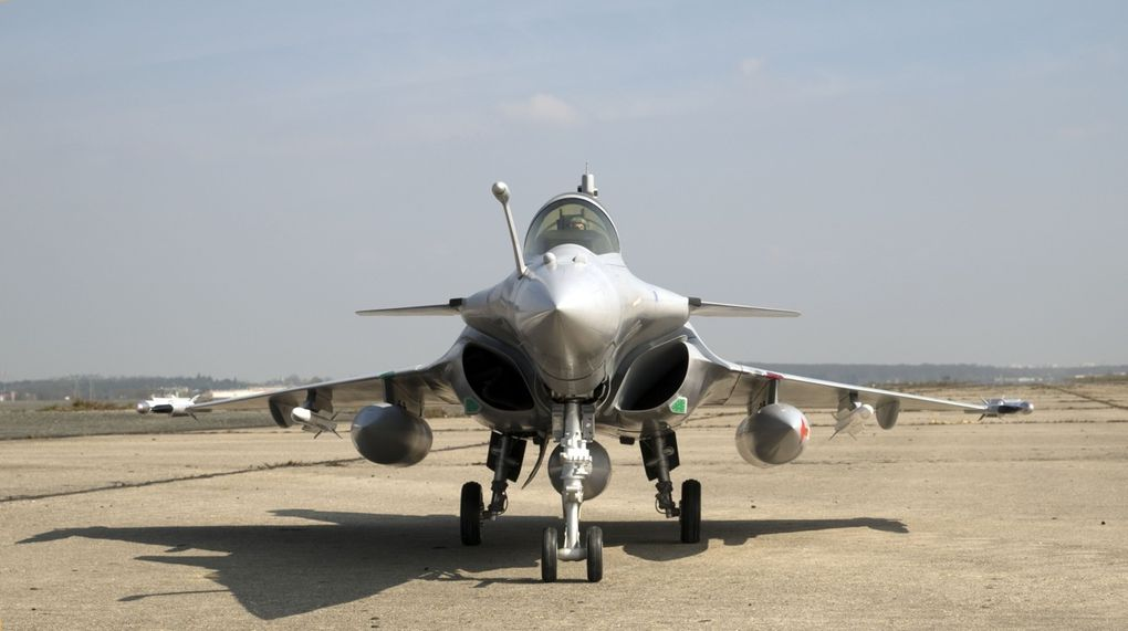 Album - MONTAGE RAFALE B  AVIATION DESIGN