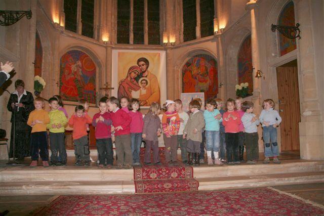 Grand concert organisé par LA PASTOURELLE DE MANOM en l'Eglise de ManomSamedi 15 novembre 2008 à 20h00