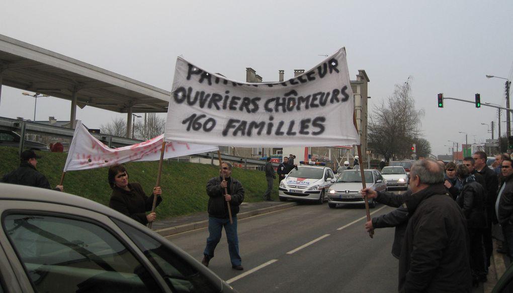 Quelques photos parmi les nombreuses actions en 2008