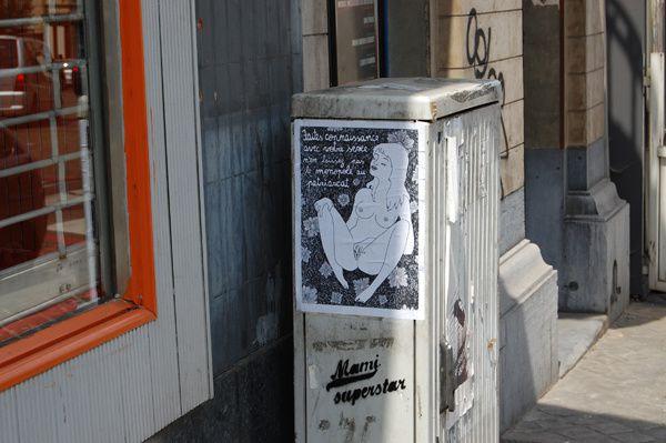 Album - Affichages en rue 2009