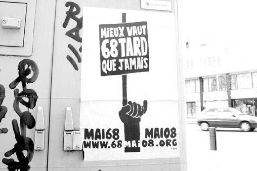 Album - Affichages en rue 2008