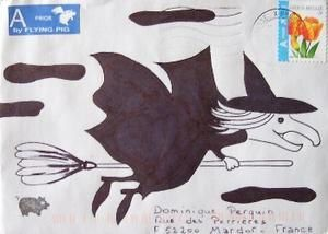 Album - ART POSTAL RECU