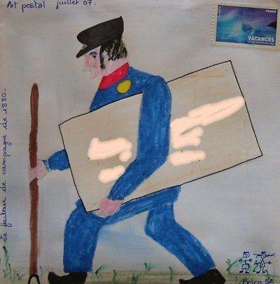 Album - ART POSTAL envoye