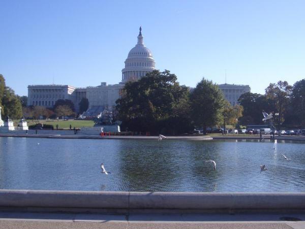 Capitale des Etats-Unis