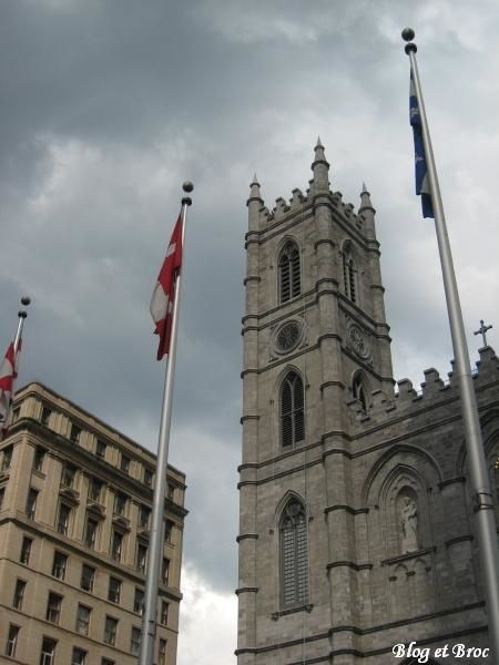 Notre voyage au Canada et au Québec