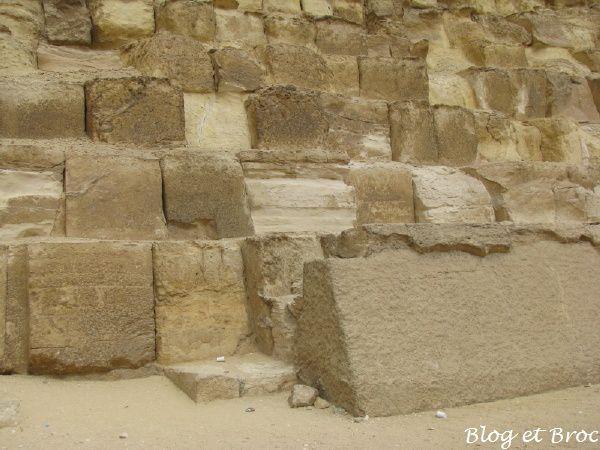 Notre voyage en Egypte