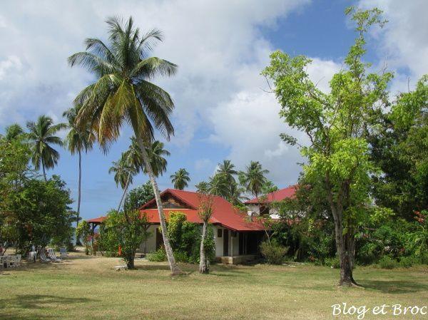 Notre voyage en Martinique, février 2010