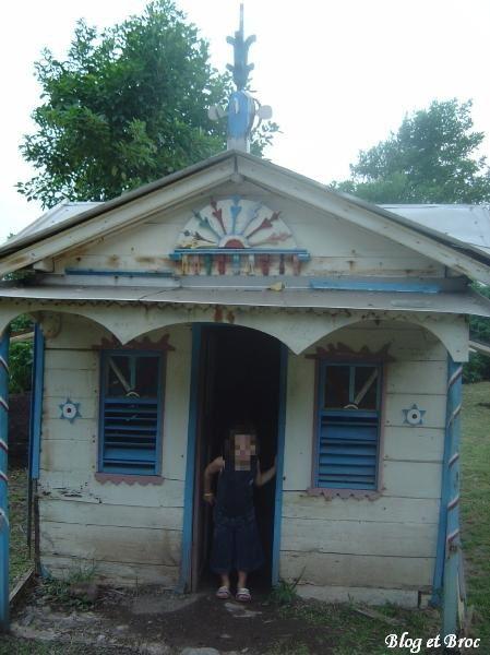 Notre séjour en Martinique en 2005