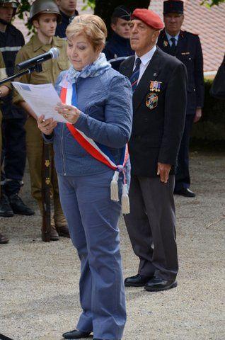 Commémorations du 8 mai 1945