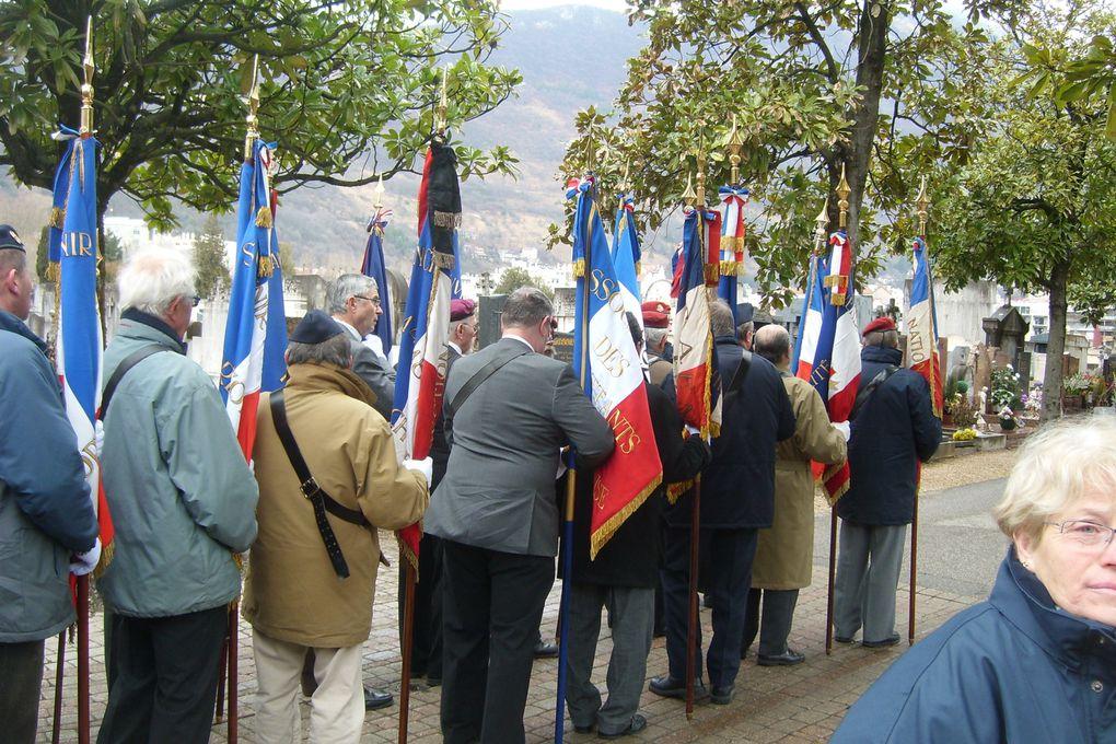 Hommage à André Esprit le 8 mars s 2012