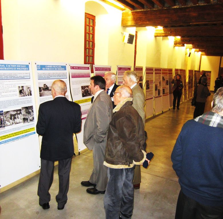 Exposition Janvier 2013