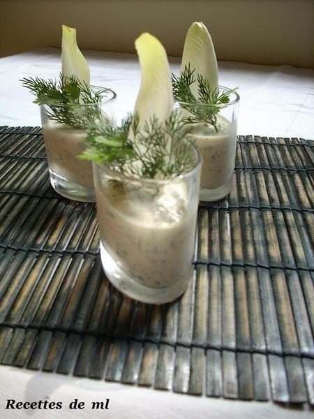 Une série de recette de verrine sucrée ou salée ...