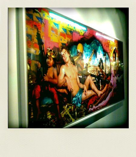 Expositions du MOCATaipei : Animamix, David LaChapelle.
