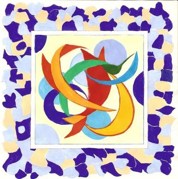 mes peintures, gouache, acrylique, aquarelle, etc...