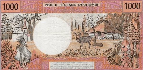 Album - Monnaie-de-Polynesie