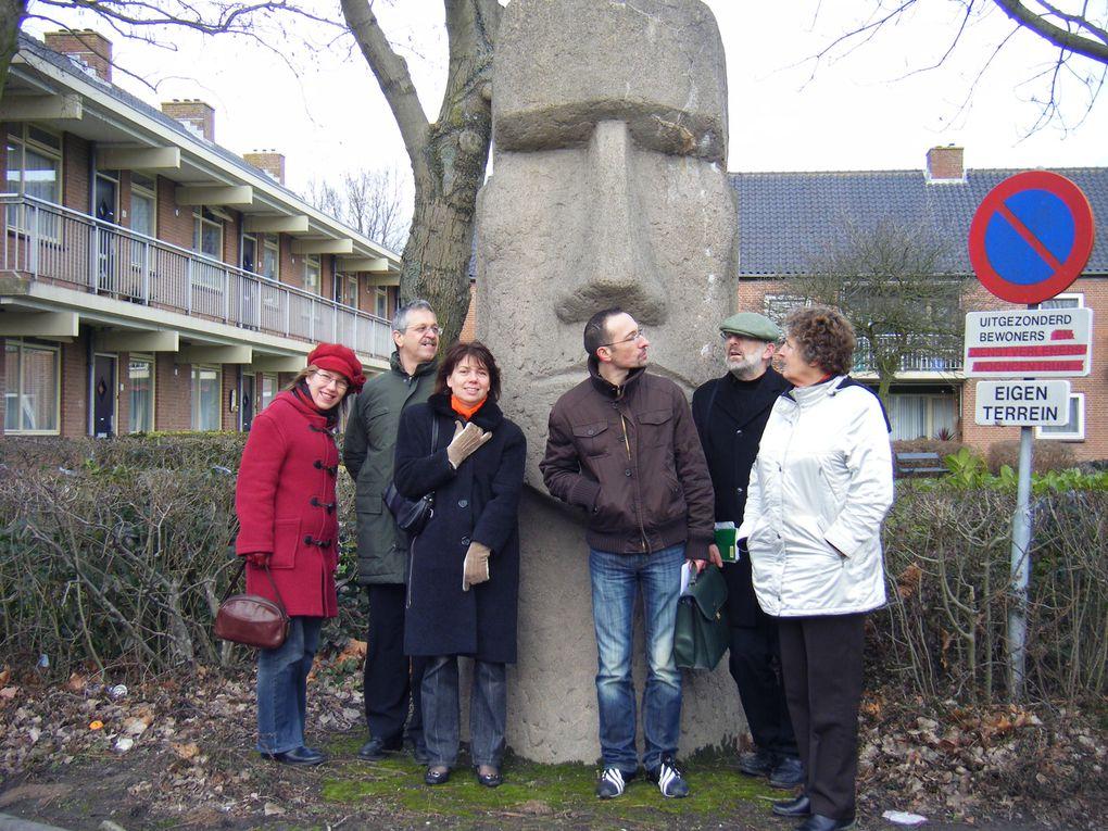 Images de notre sortie aux Pays-Bas