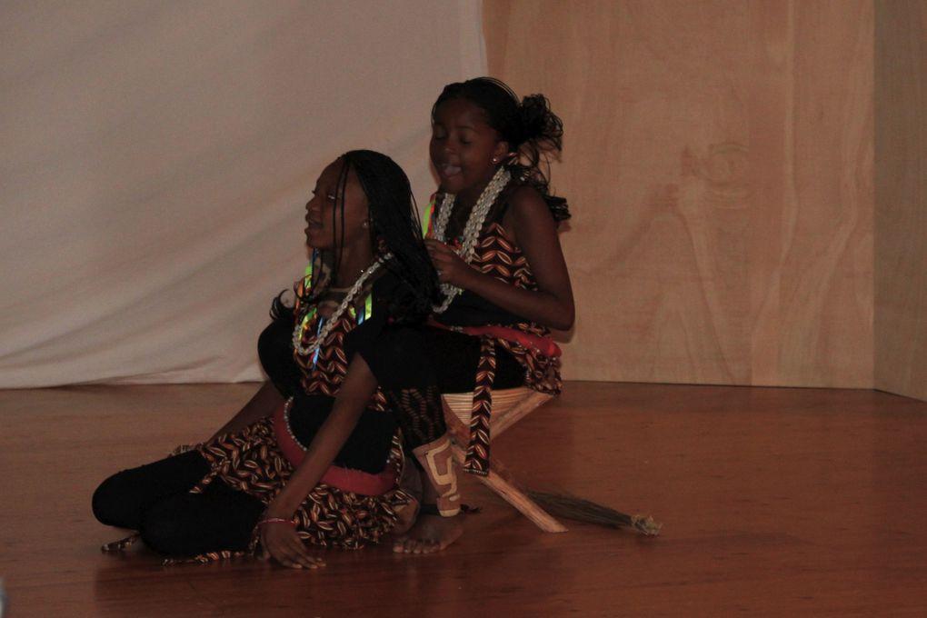 Album - soirée africaine