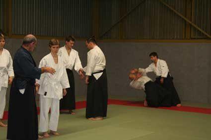 quelques photos Aïkido saison 07/08
