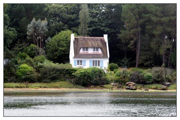 Photo de Pont-aven, La pointe de Van, La pointe du Raz et Douarnenez