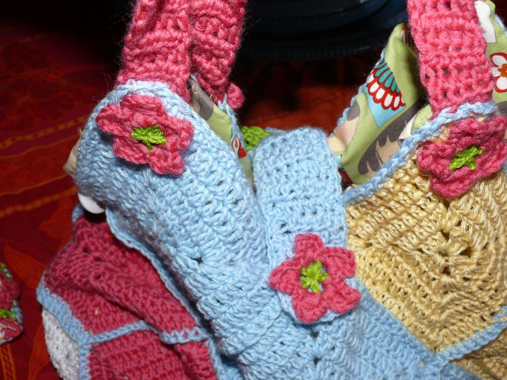Album - crochet