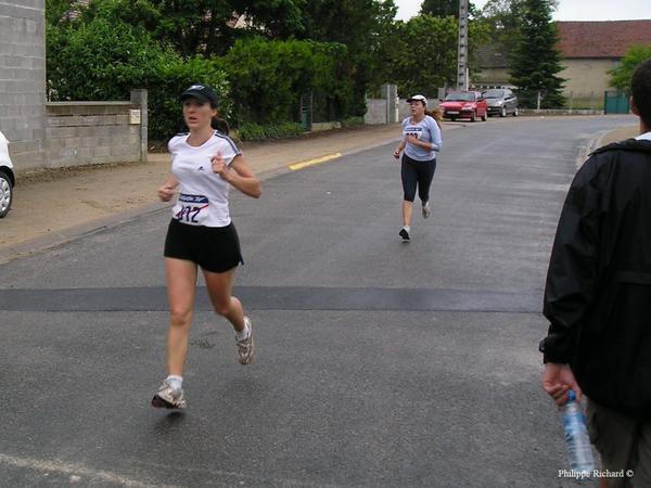 """Voici les participants de la course péestre """"la broûtvernetoise"""""""
