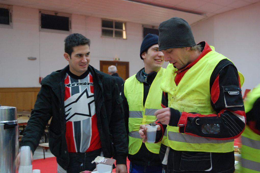 Voici en images quelques photos de l'édition 2009 de l'endurothon.