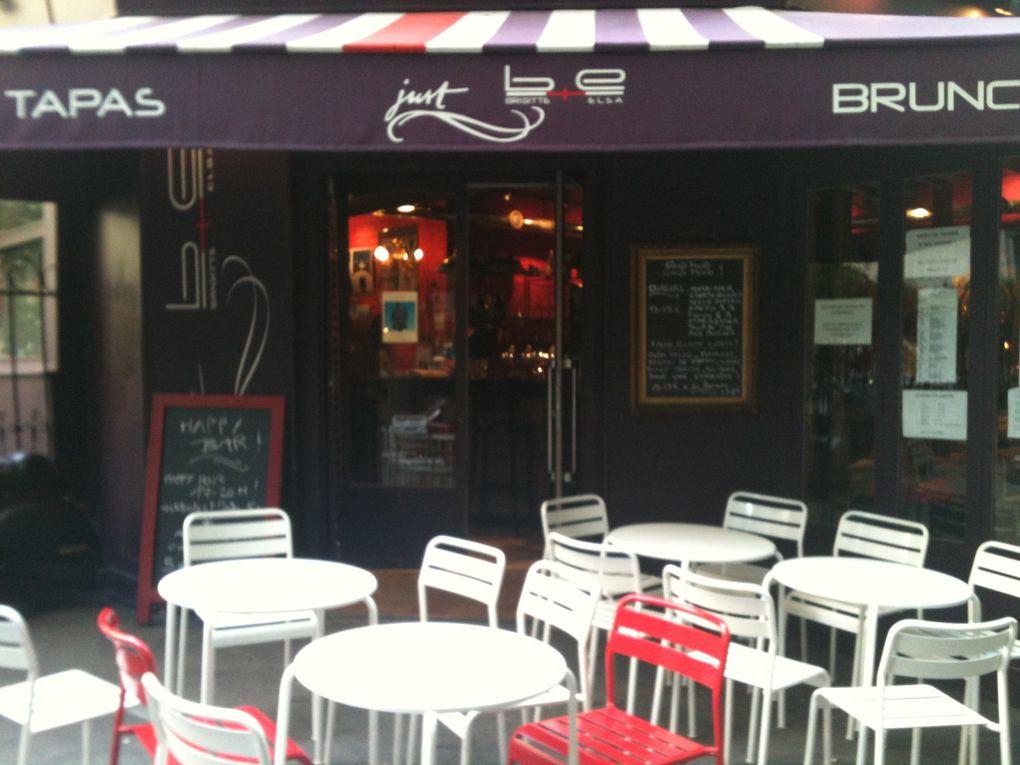 Montmartre des Blogueuses, au Just Be, 46, rue Caulaincourt