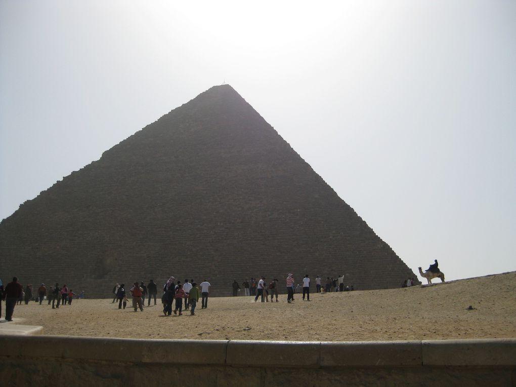 Album - pyramides