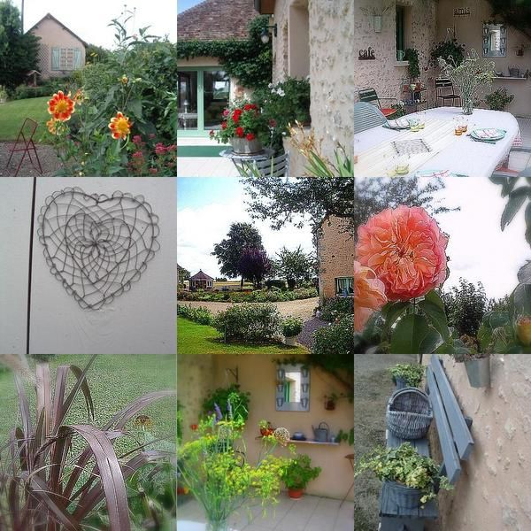 Album - jardin