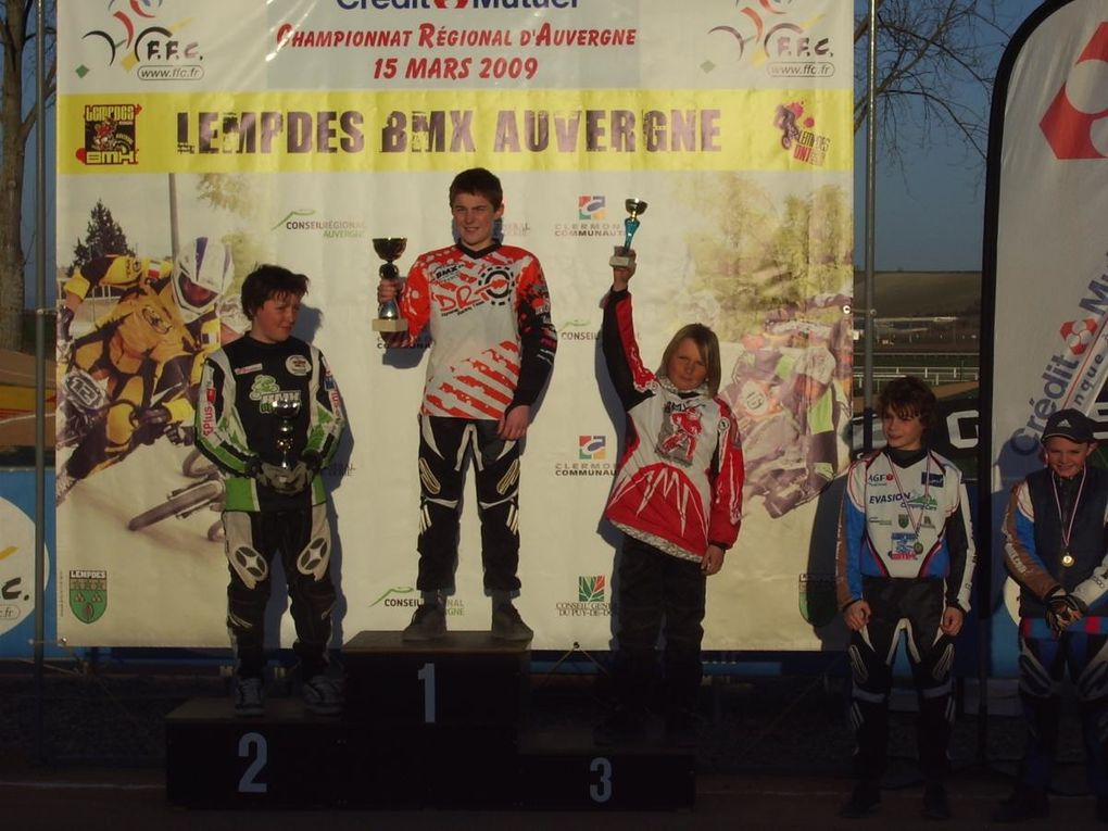 Album - Podium-Lempdes M2 2009