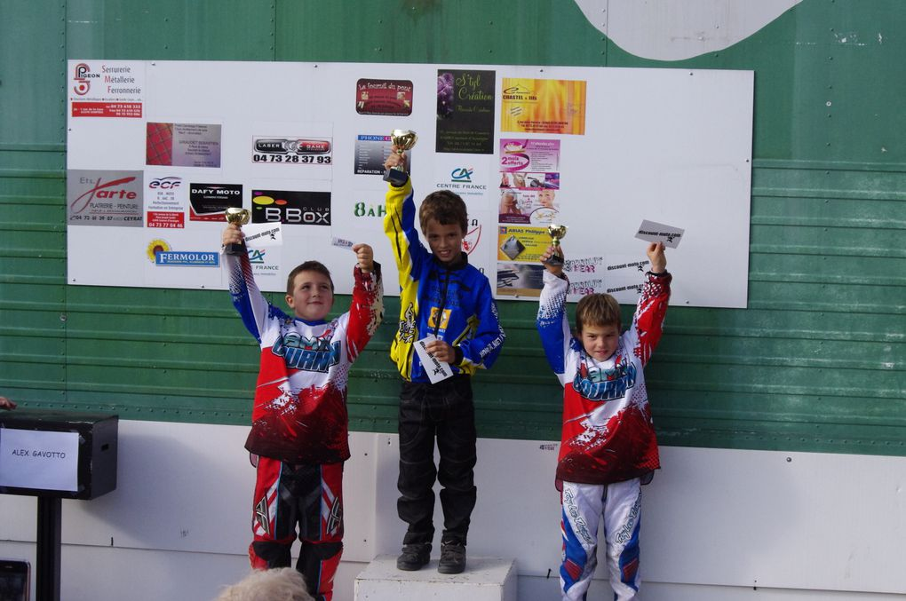 Album - Podium-cda-Cournon-2012