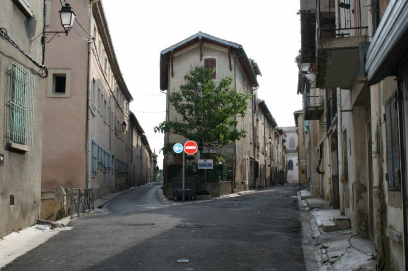 centre de la ville super ancienne ville fortifie reste plus qu une porte