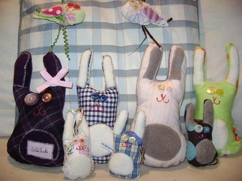 Kits de naissance, guirlandes de fanions et autres doudous