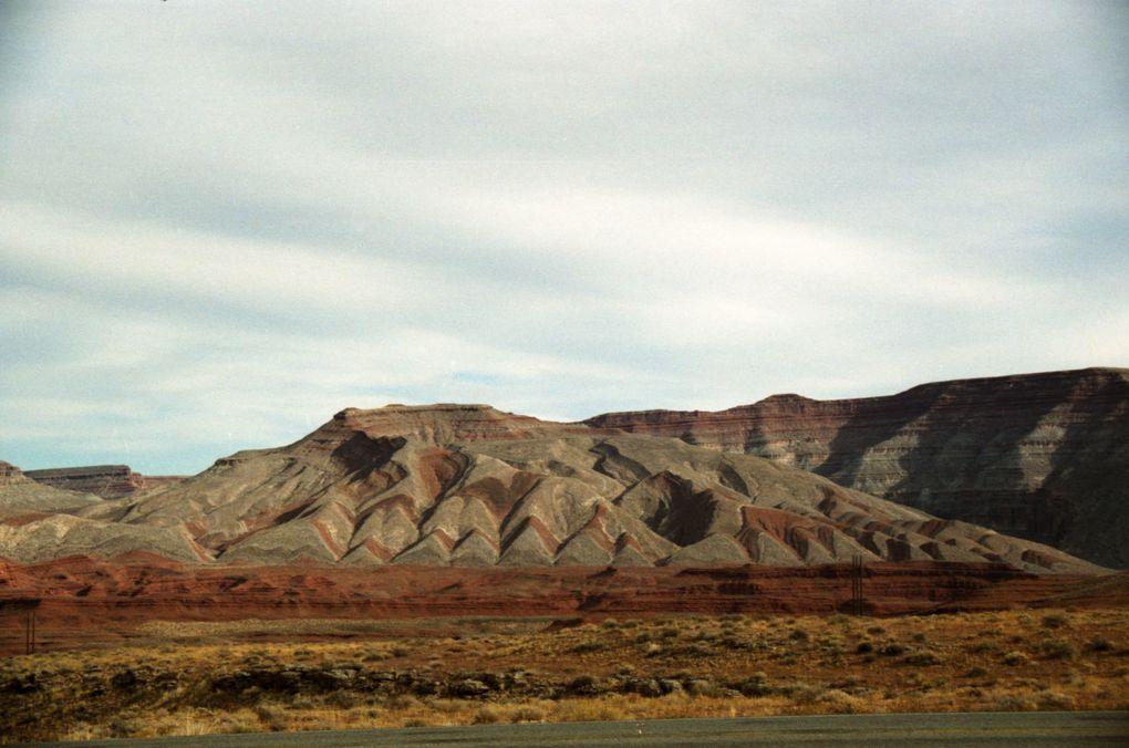Utah, Arizona, Colorado, New Mexico
