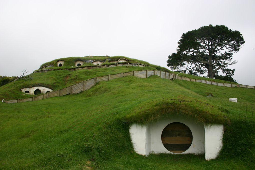 Album - Voyage NZ, Ile Nord, Hobbiton