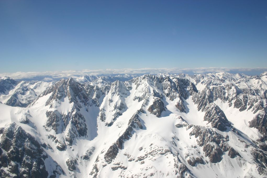 Album - Voyage NZ, Ile Sud - Glaciers