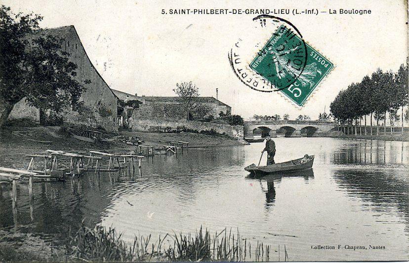 Album - St-Philbert-de-Grand-Lieu-Autrefois-en-cartes-postales