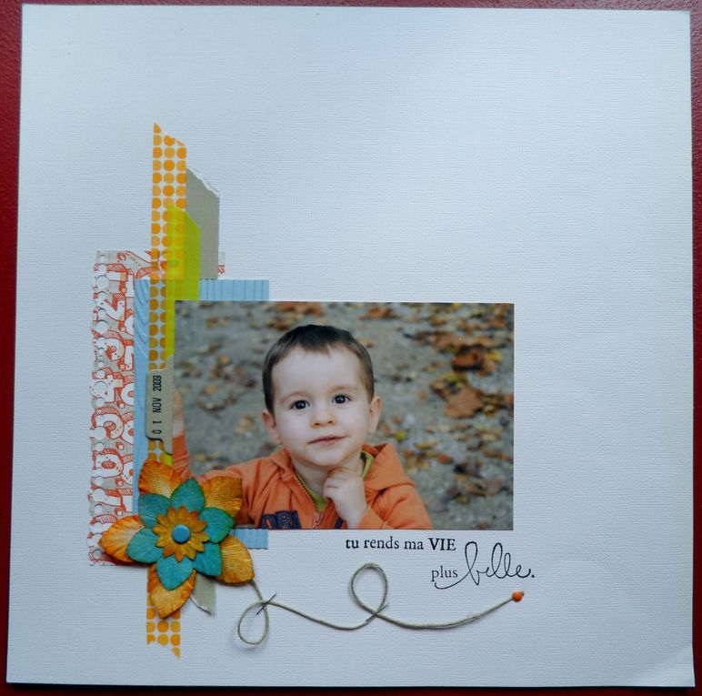Album - Pages-de-scrap