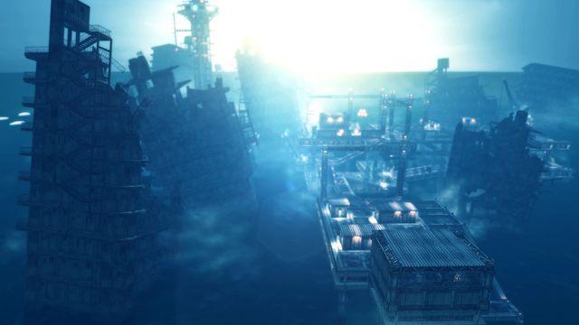 Photos de la présentation en avant-première mondial de Lost Planet 2