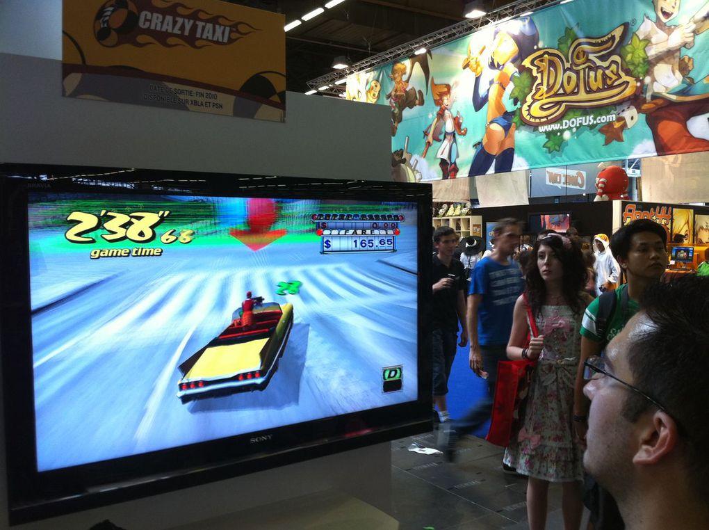 Photos de la 11ème édition de Japan Expo. Parc des Expositions de Villepinte. Juillet 2010