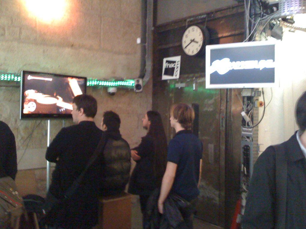 Retrouvez ici les photos du Loft'in Game qui s'est tenu dans le 1er arrondissement de Paris le samedi 16 mai 2009 avec l'équipe de Gameblog.
